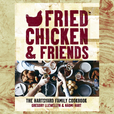 Hartsyard book, Fried Chicken and Friends